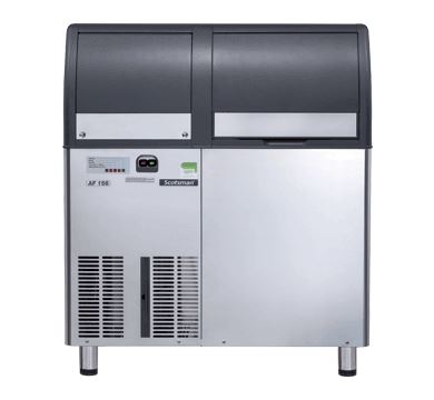 Scotsman AF 156 AS 148kg Ice Maker Self Contained Ice Flaker