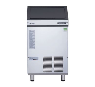 Scotsman EF 103 AS 102kg Ice Maker Self Contained Ice Flaker