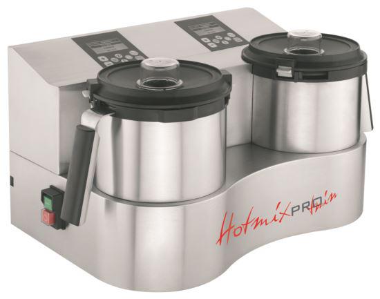 HotmixPRO Gastro Twin 2 x 2L Thermal Mixer