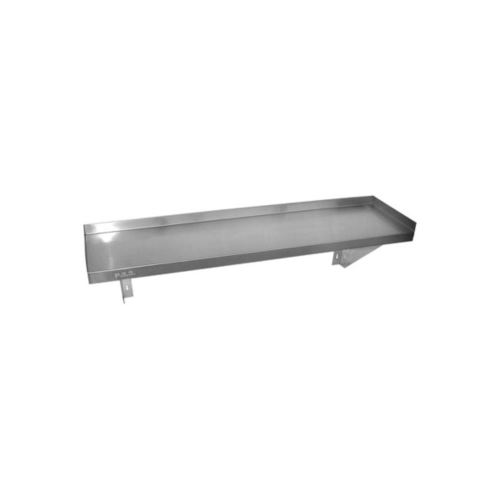 F.E.D 0900-WS1 900mm Solid Wallshelf