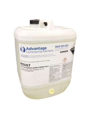 Advantage RESULT-10L Machine Dishwashing Liquid 10 Litre
