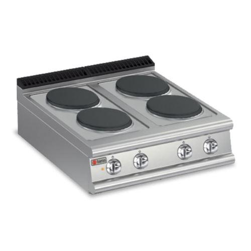 Baron 7PC/E800 4 Burner Electric Bench Cooktop