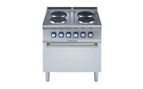 Electrolux E7ECEH4RE0 700XP 4 Plate Electric Range