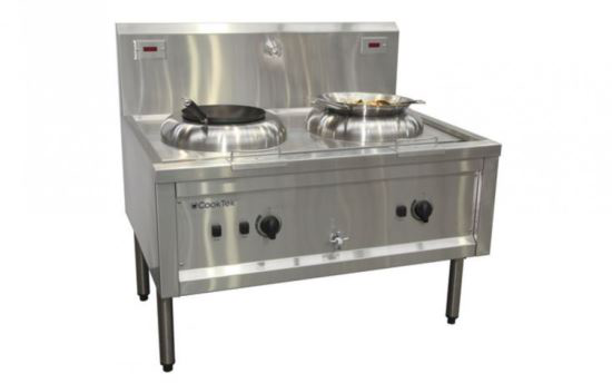 E-Wok ACT2.I.50.800 5kw Asian Cooking Wok Table