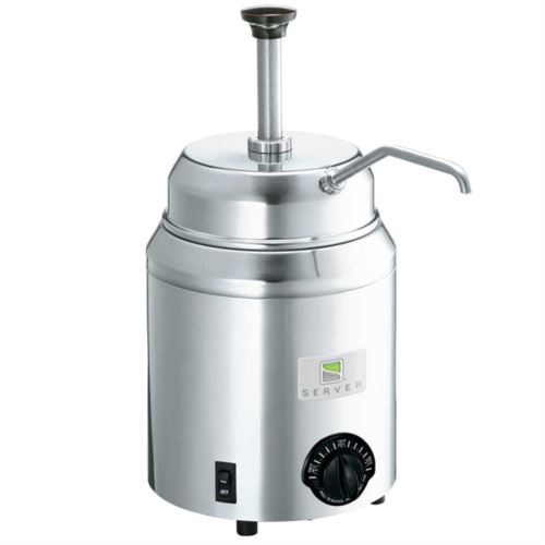 Server SPW270 Topping Warmer with Pump