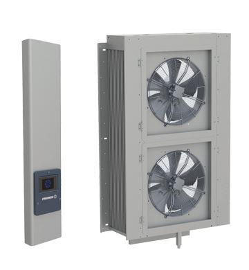 Friginox EF-D-MX4TS-C - Blast Chill only Refrigeration System
