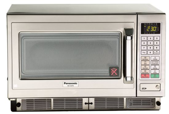 Panasonic NE-C1275 Commercial Convection Microwave