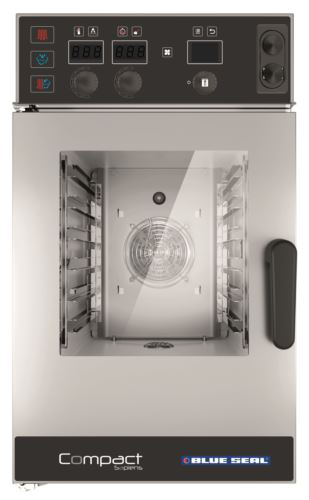 Blue Seal Sapiens EC611RSDW 6 Tray Electric Compact Combi Oven