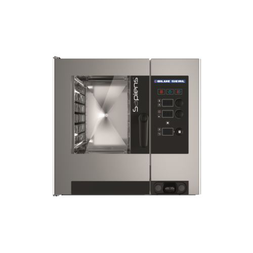 Blue Seal Sapiens G7RSDW 7 Tray Gas Combi Oven