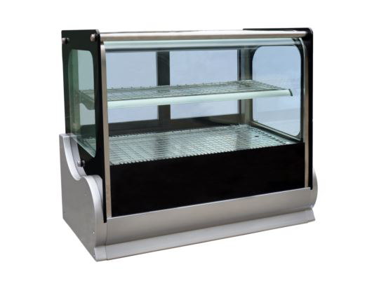 Anvil Aire DGHV0540 Countertop Heated Display Cabinet Square 1200mm
