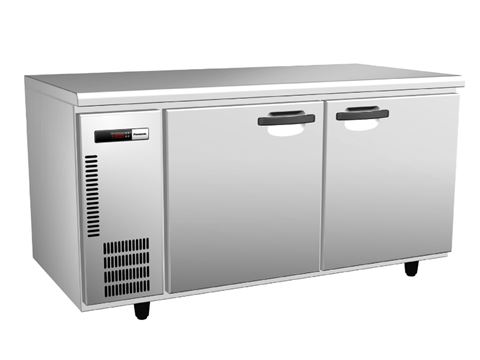 Panasonic SUR-1571HP 2 Door Underbench Fridge