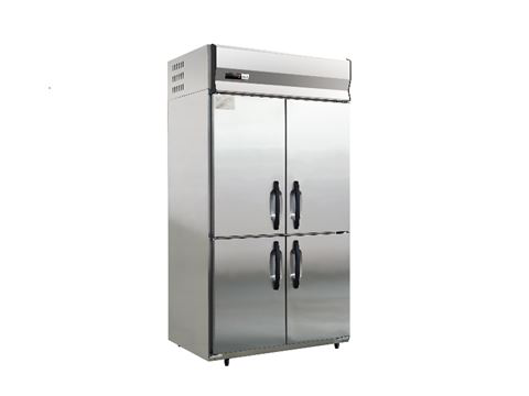 Panasonic SRR-1581HP 4 Half Door Upright Fridge