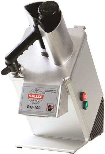 Hallde RG-100 Vegetable Preparation Machine 5kg/min