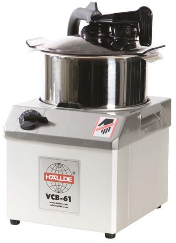 Hallde VCB-61 Vertical Cutter Blender 6Lt