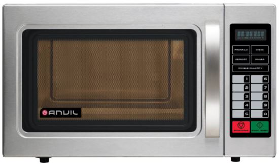 Anvil MWA1100 Commercial Microwave 10 Amp