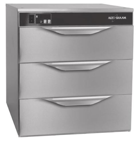 Alto-Shaam 5002D Halo Heat 2 x Drawer Warmer