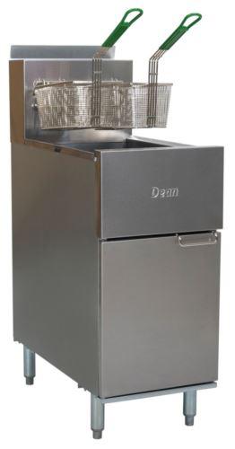 Dean SR42G-NG Dean Super Runner Gas Fryer 20L NG