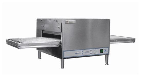 Lincoln 2504-1 Electric CTI Conveyor Oven - Digital