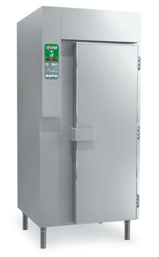 Tecnomac T20R80-USB Chill Rapid w/ 1 Rational 201 Trolley Capacity