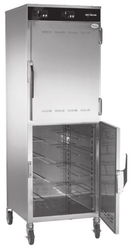Alto-Shaam 1200UP Halo Heat Holding Cabinet Double Digital Control