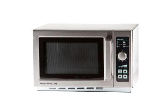 Menumaster RCS511DSE Microwave Oven Light Duty Manual Control 1100W