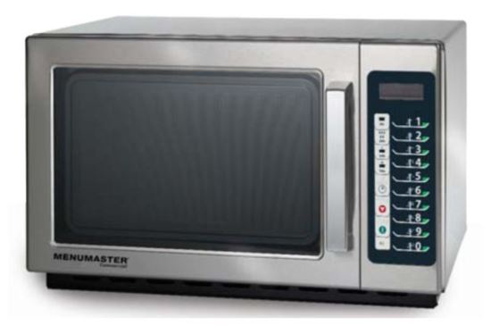 Menumaster RCS511TS Microwave Oven Light Duty Digital Control 1100W