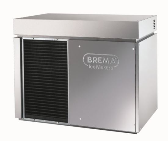 Brema M800A Muster 800 Sub Zero Ice Flaker With 900kg Production. Requires Storage Bin