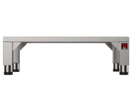 TecnoEKA MKT 11 D Low Fixed Table for 5 - 7 - 11 Tray Ovens