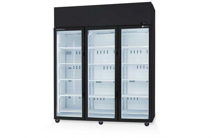 Glass Door Display or Storage Fridge